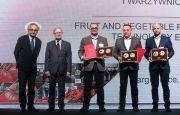 Wręczono wyróżnienia oraz medale tegorocznej edycji targów Horti-Tech w Targach Kielce