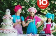 CELEBRATE WITH US - KIDS' TIME'S 10TH ANNIVERSARY!