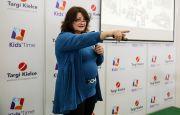 Znana ekspertka w dziedzinie trendów i zabawek dla dzieci w Targach Kielce