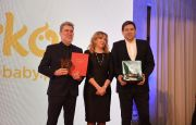 Wystawcy Targów KIDS' TIME nagrodzeni