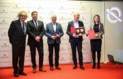 Medale, wyróżnienia, jubileusze - za nami uroczysta gala wręczenia nagród Targów Kielce za produkty i aranżację stoisk