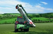 DISK MOWER XT 390 SHOWCASED AT AGROTECH