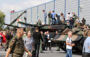 Jubileuszowa Wystawa Sił Zbrojnych z Dniem Otwartym