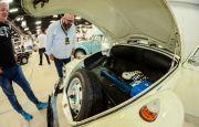 Wystawa pojazdów klasycznych i youngtimerów w ramach tegorocznej edycji DUB IT! INTER CARS TUNING FESTIVAL