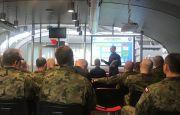 W Targach Kielce odbył się rekonesans jubileuszowej Wystawy Sił Zbrojnych