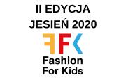 II edycja Fashion for Kids jesienią 2020 roku