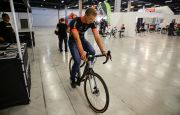 Przetestuj rower elektryczny podczas targów rowerowych