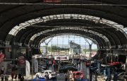DUB IT INTER CARS TUNING FESTIVAL IN THE TARGI KIELCE - WHEEL-SQUEAKING KICK OFF