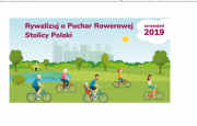 """THIS SEPTEMBER MARKS THE BEGINNING OF THE 1ST  EDITION OF THE """"CYCLING CAPITAL OF POLAND"""" COMPETITION - KIELCE JOINS IN!"""