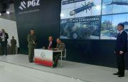 Podpisanie umów z Inspektoratem Uzbrojenia na dostawy sprzętu optoelektronicznego produkcji PCO S.A.