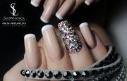 Pokaz stylizacji paznokci podczas Międzynarodowych Targów Zdrowia i Urody Health&Beauty