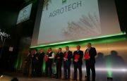 AGROTECH AND LAS EXPOS AT THE GALA CEREMONY