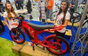 UNUSUAL BIKES AND CYCLING PRODUCTS AT TARGI KIELCE