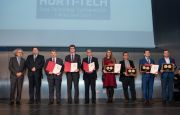 HORTI-TECH EXHIBITORS WIN ACCOLADES