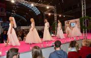 Efektowny pokaz sukni ślubnych wTargach Kielce