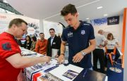 ZAKSA VALEYBALL PLAYERS HOSTED AT 2017'S PLASTPOL