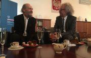 Wyjątkowe spotkanie Prezesa Targów Kielce w Estonii