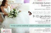 Zbliża się III Giełda Sukien Ślubnych