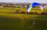 THE BEST PILOTS OF POWER-PARAGLIDERS - a get together in Targi Kielce