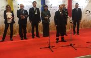 EUROAGRO LVIV 2017.   THE INAUGURATION GRACED WITH THE PRESENCE OF UKRAINE'S DEPUTY MINISTER FOR AGRICULTURE