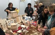 CRAFTS EXPO IN FULL SWING!