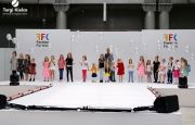 THE FIRS DAY OF THE FASHION FOR KIDS EXPO IS MARKED WITH SPECTACULAR FASHION SHOWS