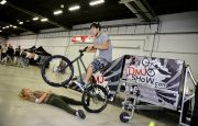 FREESTYLES BICYCLE SHOWS AT THE BIKE-EXPO KIELCE