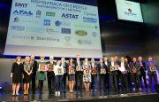 Wystawcy Targów EURO-LIFT uhonorowani
