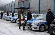 Policja w Targach Kielce