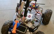Kosmiczne pojazdy na Targach CONTROL-STOM 2019