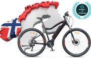 Ecobike i ich e-bike R na KIELCE BIKE-EXPO