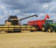 Popyt na maszyny rolnicze na Ukrainie coraz większy