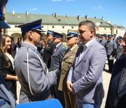 """Medale """"Za zasługi dla Policji"""" również w Targach Kielce"""