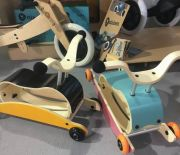 KIELCE CHILD PRODUCTS AND SERVICES EXPO - THE SHOWCASE FOR A RIDE-ON SET