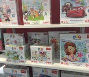 Puzzle od Trefla dla niepełnosprawnych dzieci na KIDS' TIME