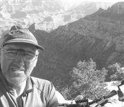 Pasja podróżowania i przyjaźń z rowerem - wspomnienie Dariusza Dziewulskiego