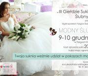 Giełda Sukien Ślubnych podczas Modnego Ślubu