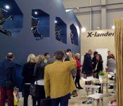 Nowy X-lander w nowej hali
