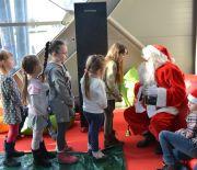 Święty Mikołaj odwiedził dzieci!