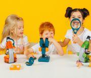 Układy optyczne dla dzieci i nastolatków podczas  Kids' Time