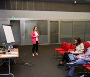Warsztaty podczas targów pracy -  jak zaprezentować się w sieci