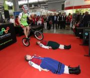 VISIT THE CAPSULES, SEE THE BICYCLE SHOWS AT AGROTRAVEL & ACTIVE LIFE EXPO