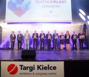 Wyróżnienia i medale PLASTINUM PLAST 2018 rozdane