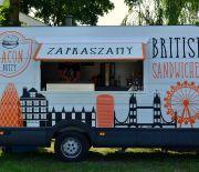 Kuchnie na kółkach w Targach Kielce