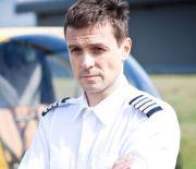 Pierwszy Polak, który śmigłowcem obleciał świat gościem Targów Lotnictwa Lekkiego