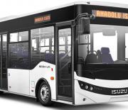 Premiera małych autobusów isuzu w Targach Kielce