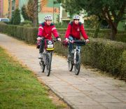 Ratownicy na… rowerach!