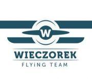 THE WIECZOREK FLYING TEAM HAS JUST LANDED IN TARGI KIELCE