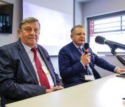 Dziennikarze na OKBR