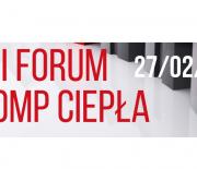 Razem porozmawiajmy o cieple! XII Forum Pomp Ciepła podczas targów ENEX Nowa Energia
